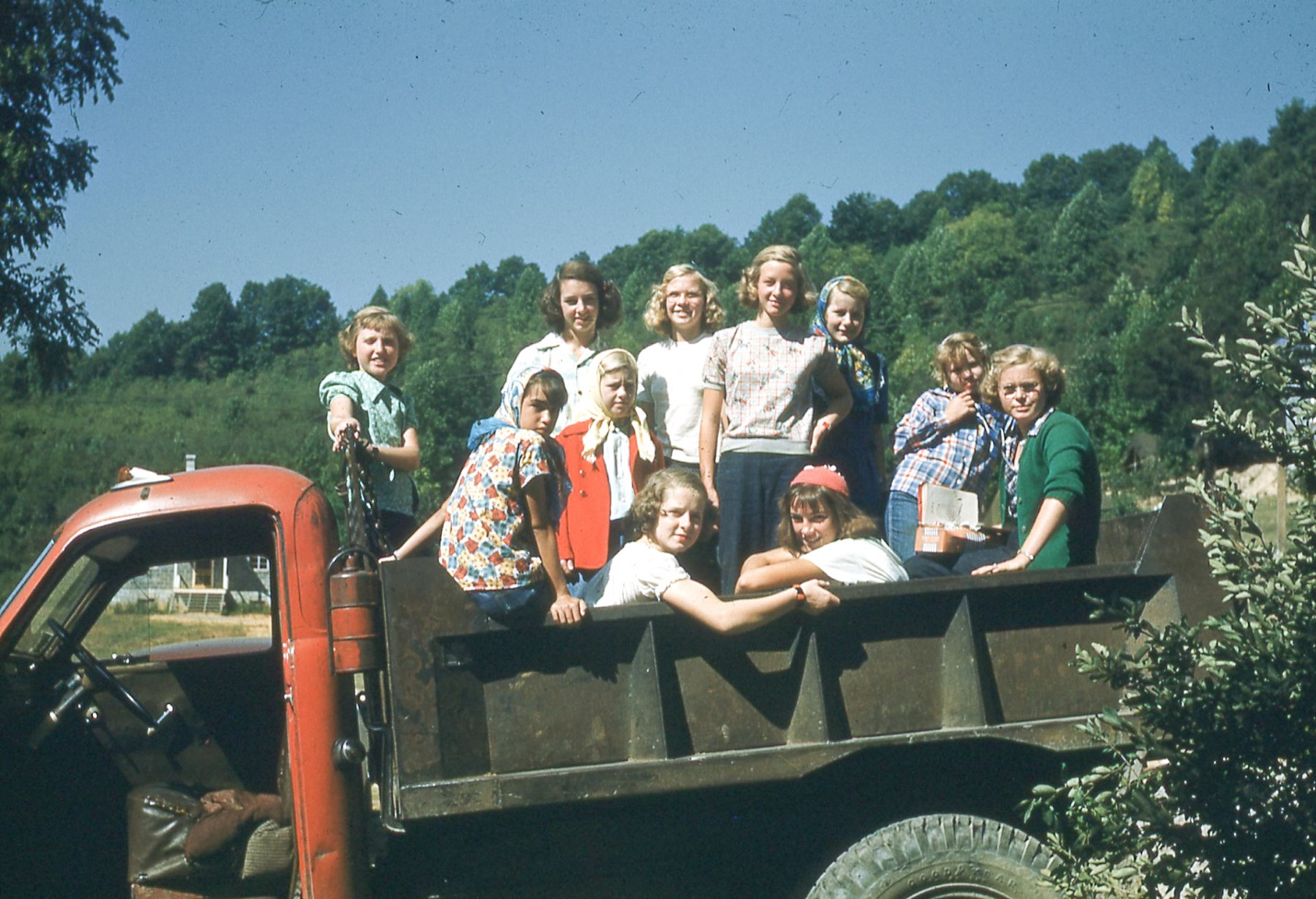 Leaving Camp (1951)