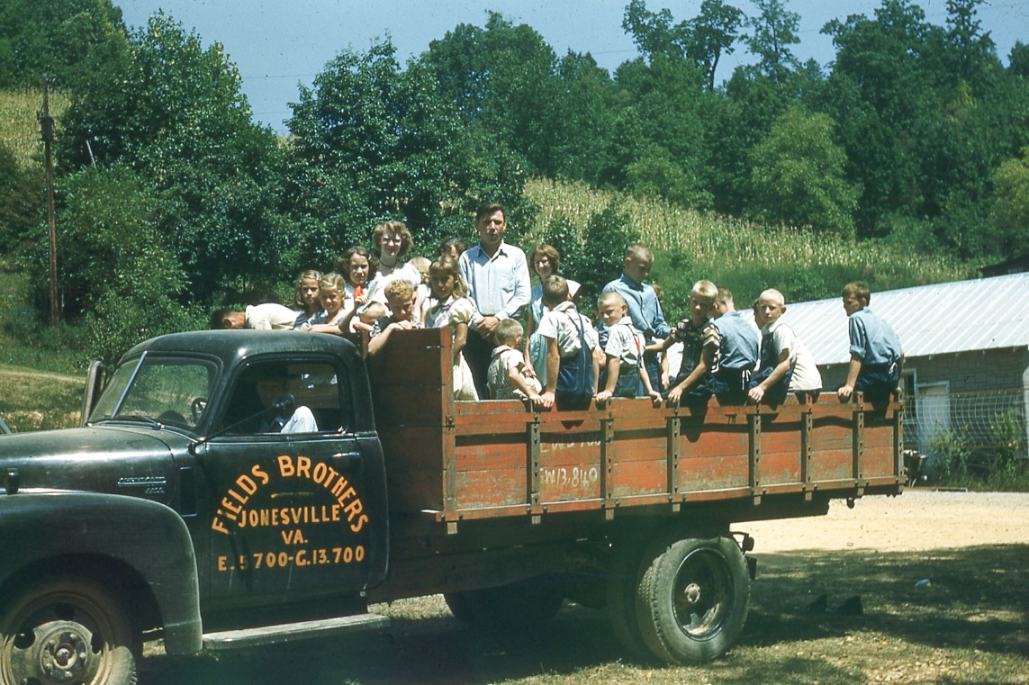Mt. Washington Sunday School (1953)