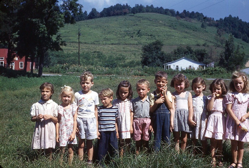 1949 - Beginners Stickleyville DVBS