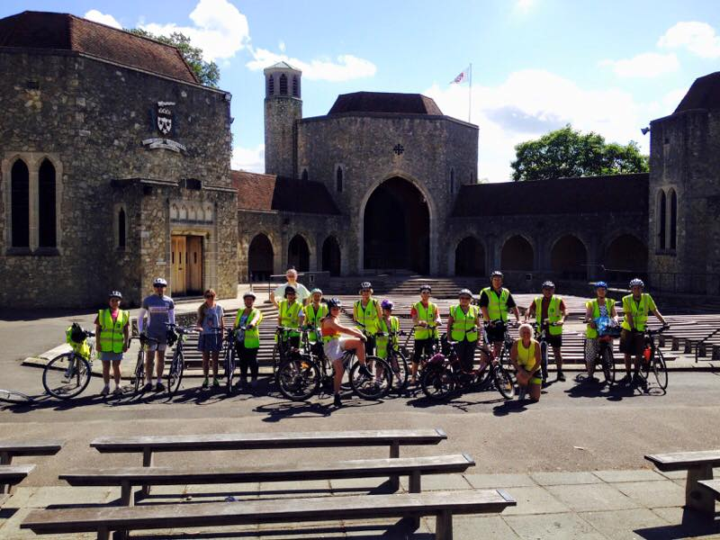 CPW - bike ride at Aylesford.jpg