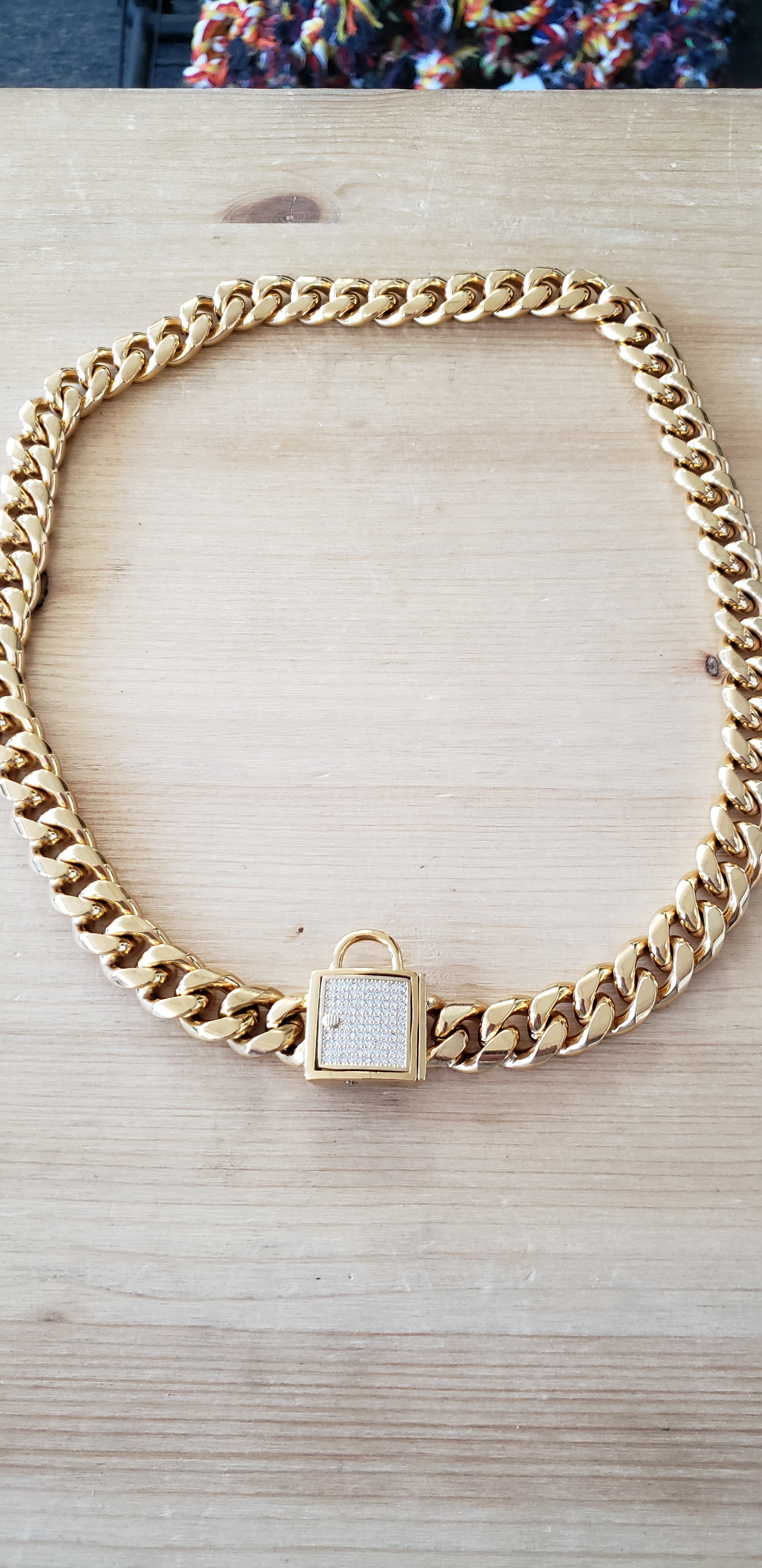 GOLD CRYSTAL $60