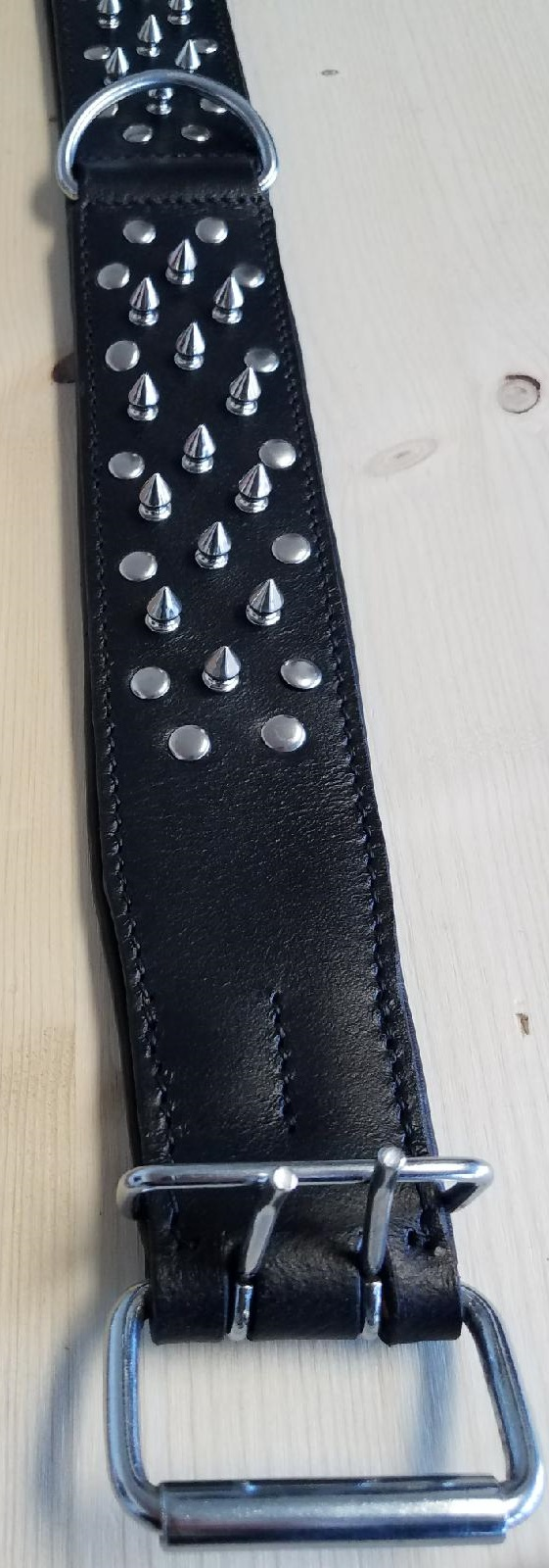 LEATHER PADDED $80