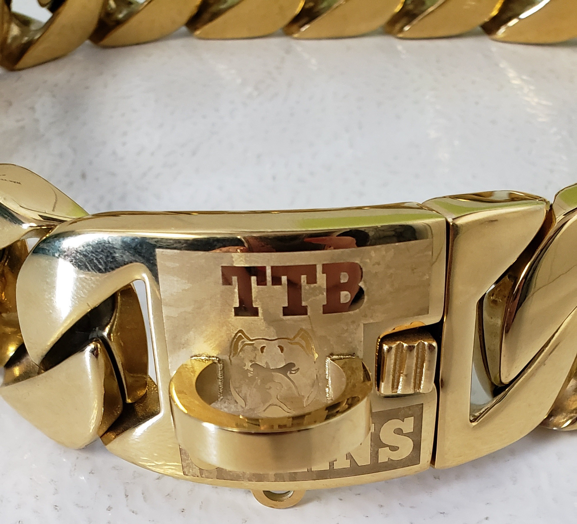 18K GOLD PLATED $200