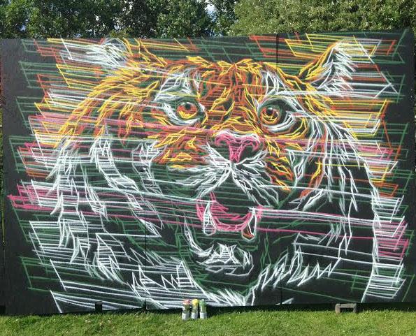 Godiva Tiger