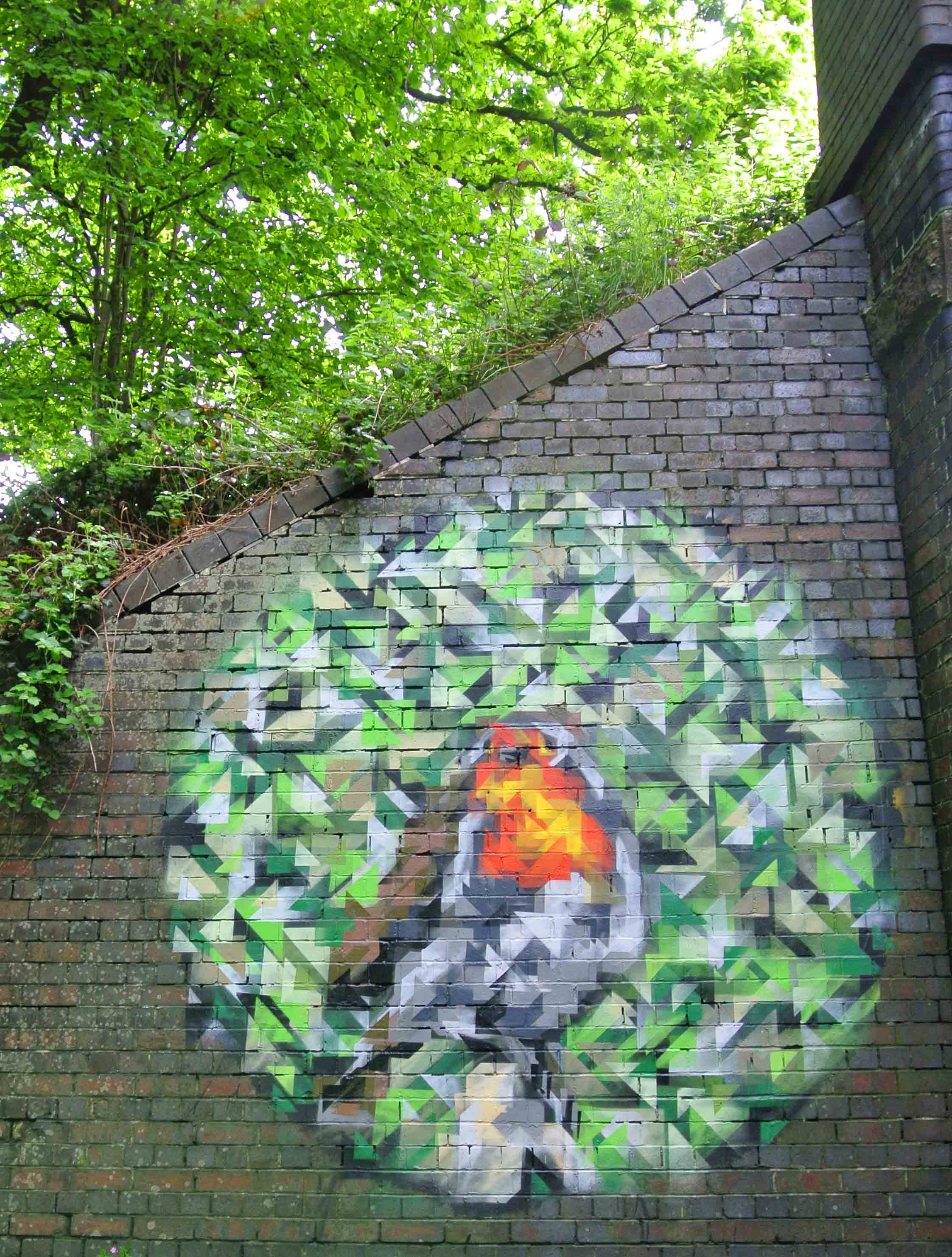Tektonic Robin