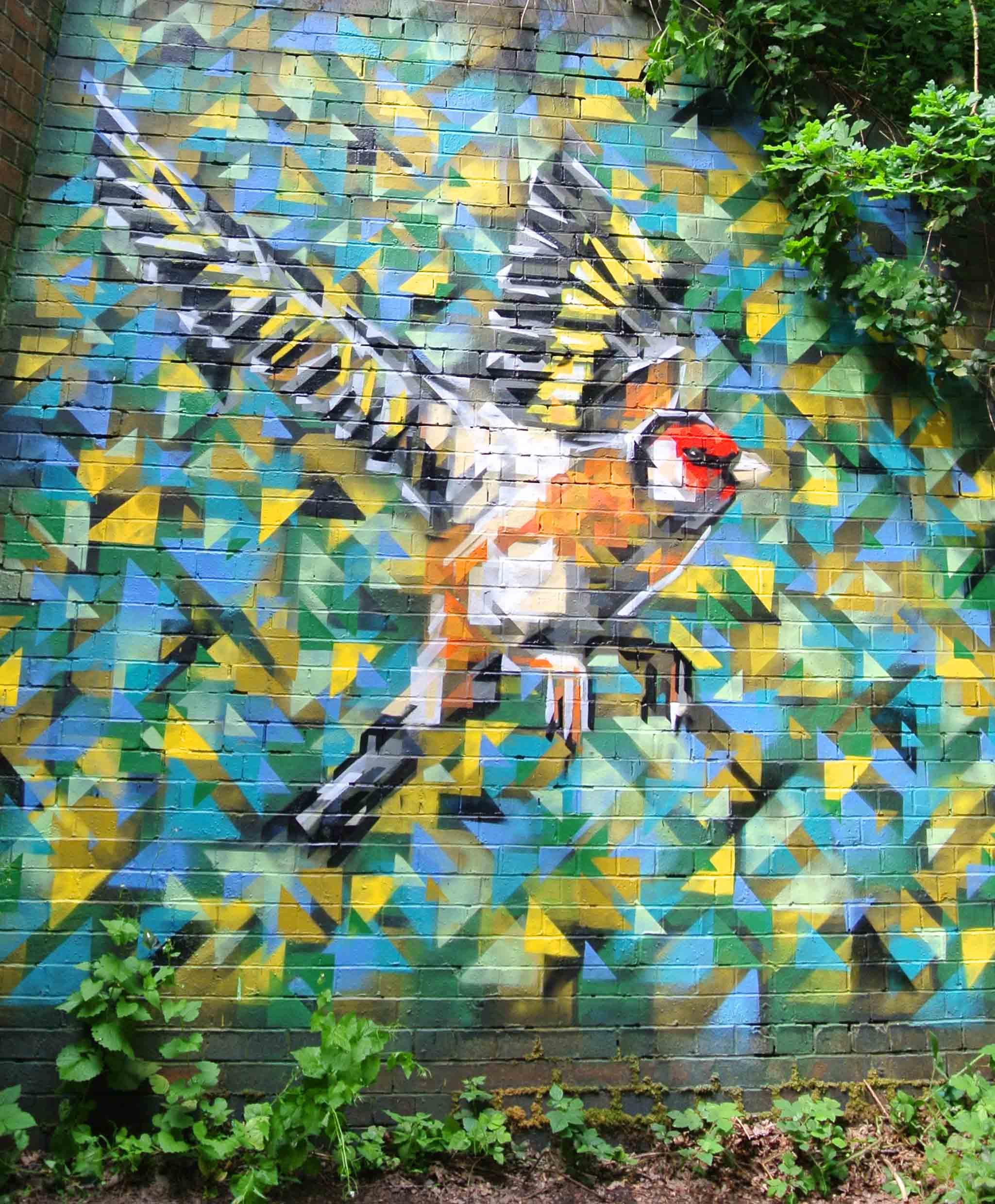 Tek Goldfinch