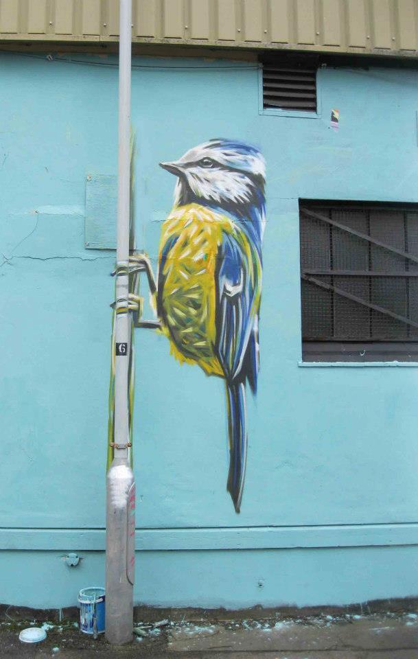 Bird Onna Wire