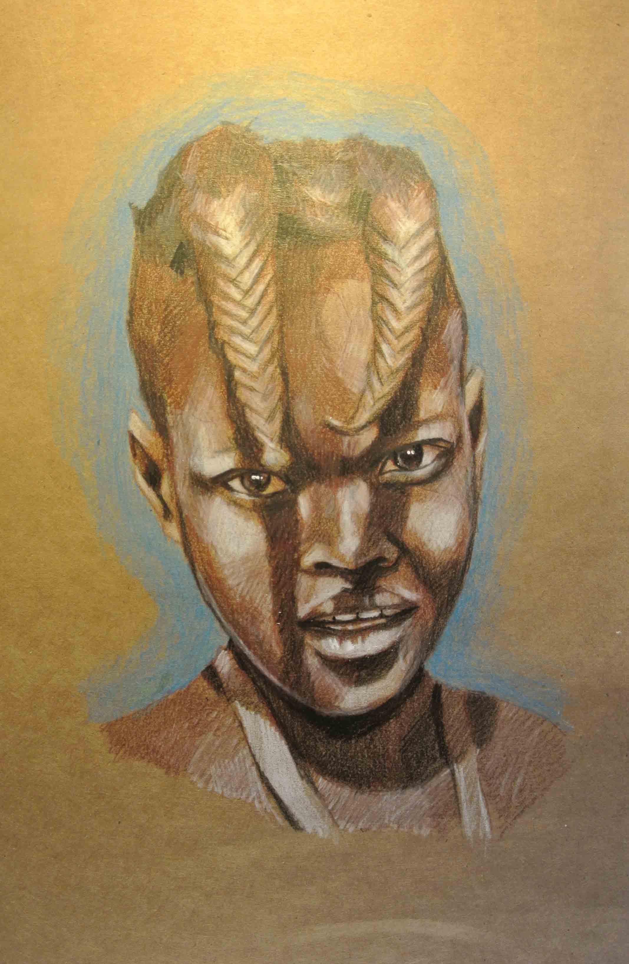 Tribal Daughter