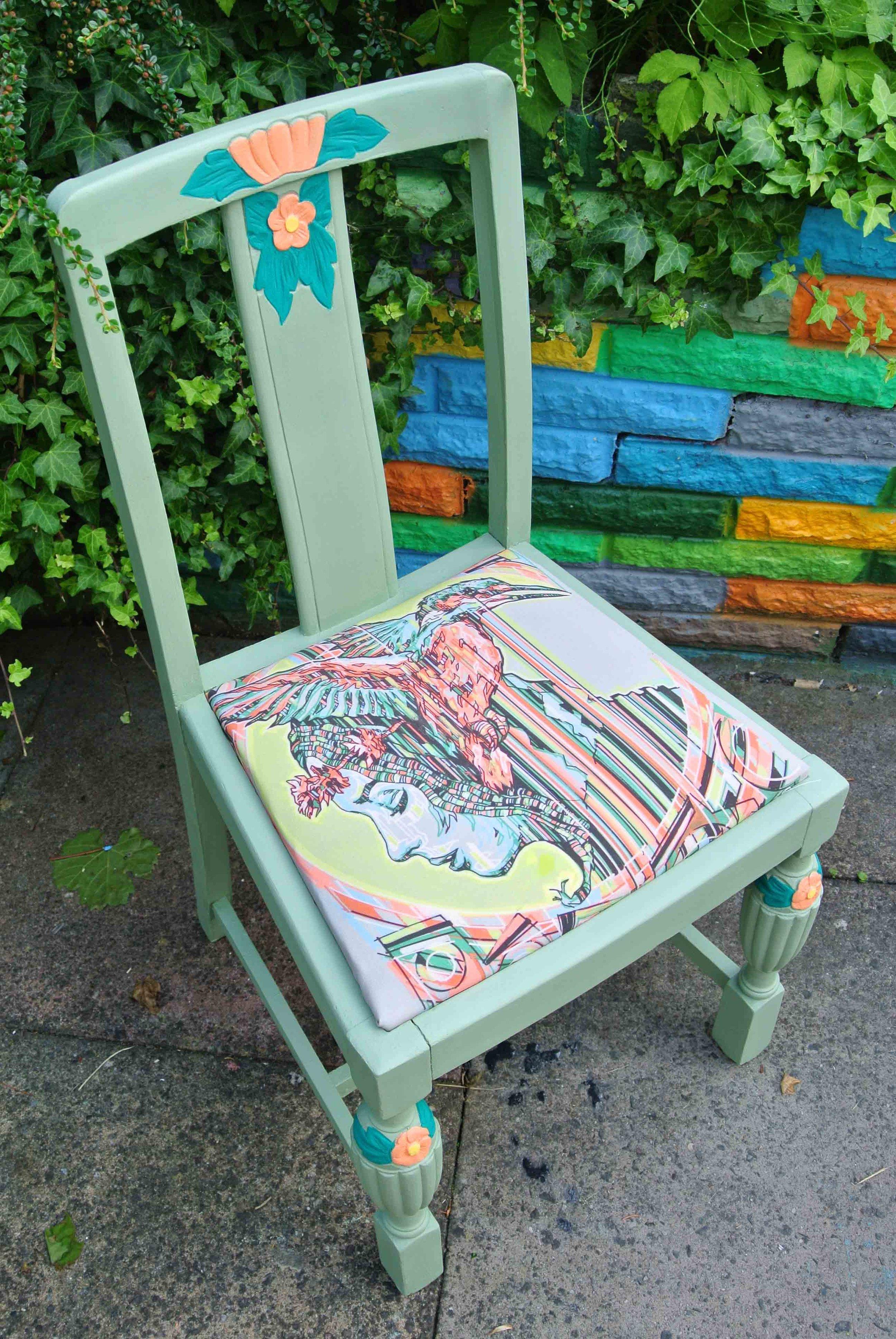 FISHERQUEEN chair 2