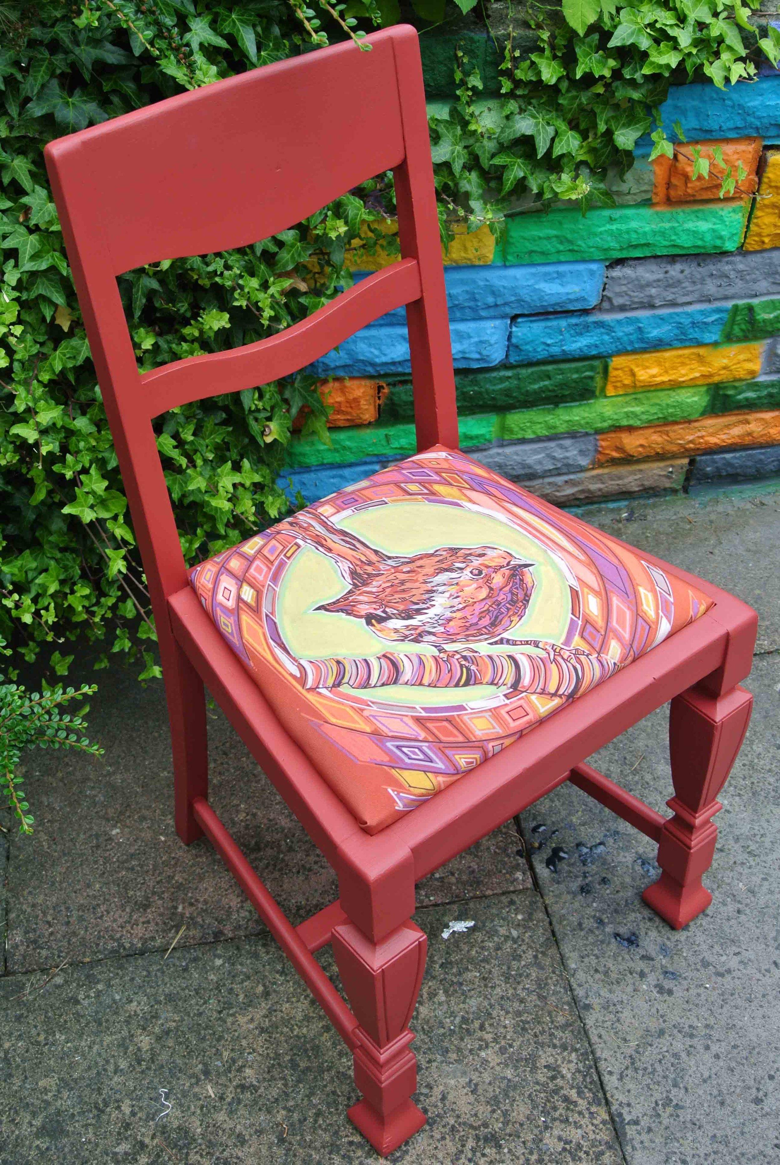 REDTHROAT chair 2