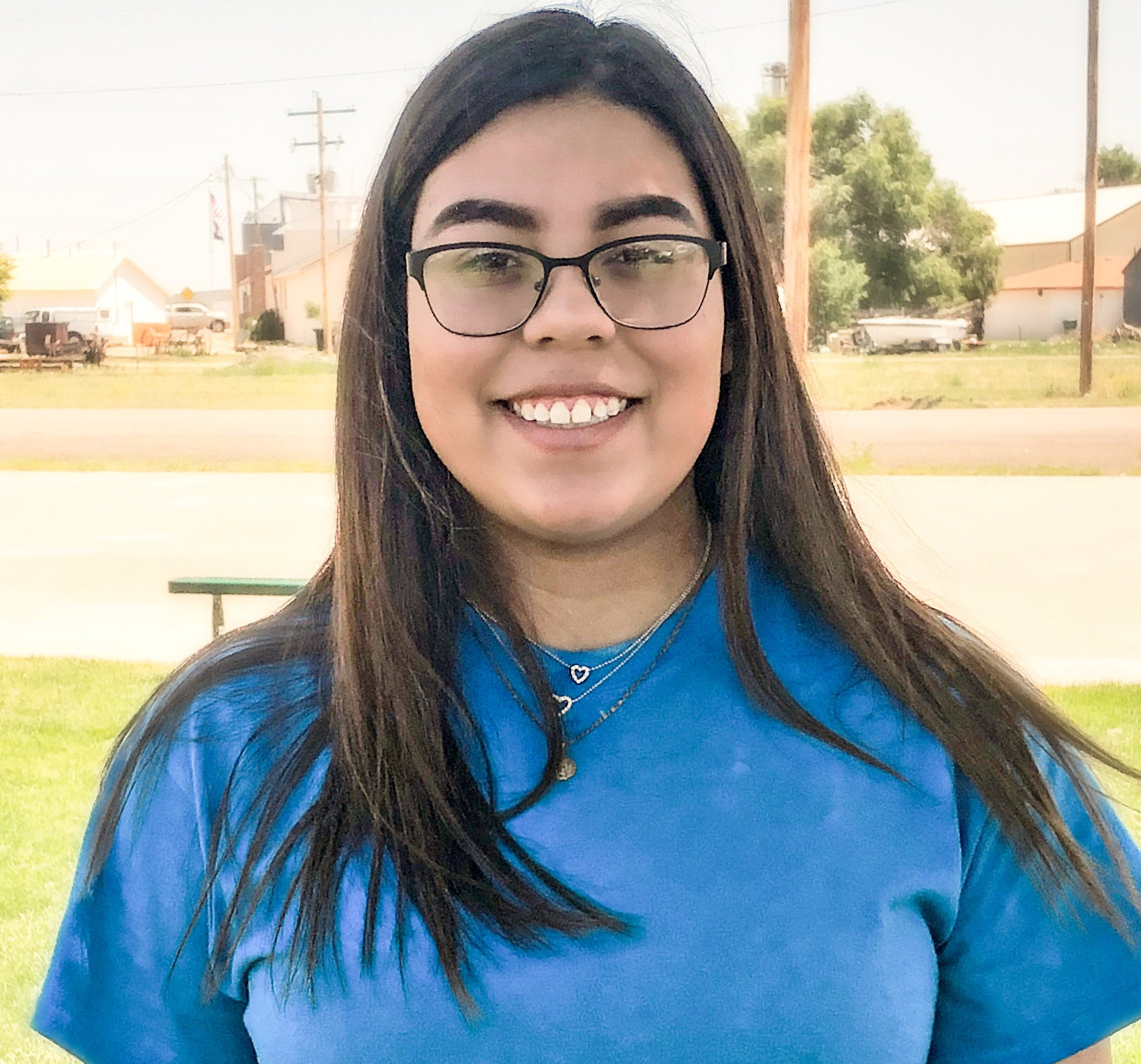 Yadira - Yadira has been with KATB since she was 6 years old! She is excited to be able to now work for KATB!