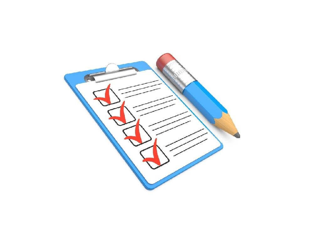 11th Grade College Checklist