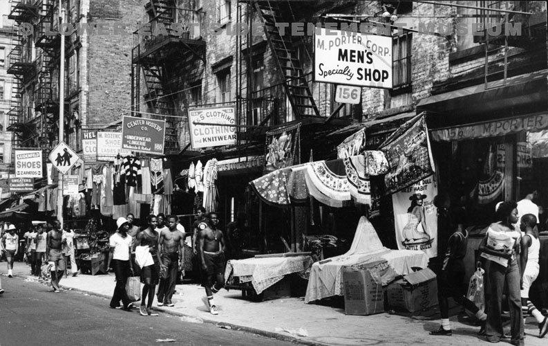 Diverse Lower East Side | LESJC