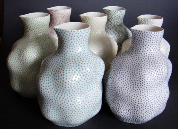 Large Sake jugs