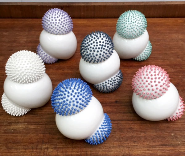 Sea Urchin Containers