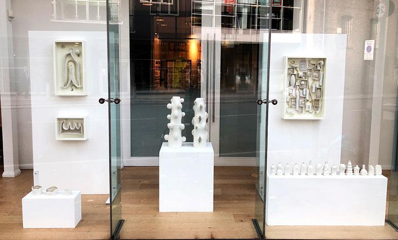 gpstudio The Arch Window  (74 Great Suffolk Street/ Nov 2018- Jan 2019)   https://gpstudio.uk.com/the-arch-window/ikuko-iwamoto/