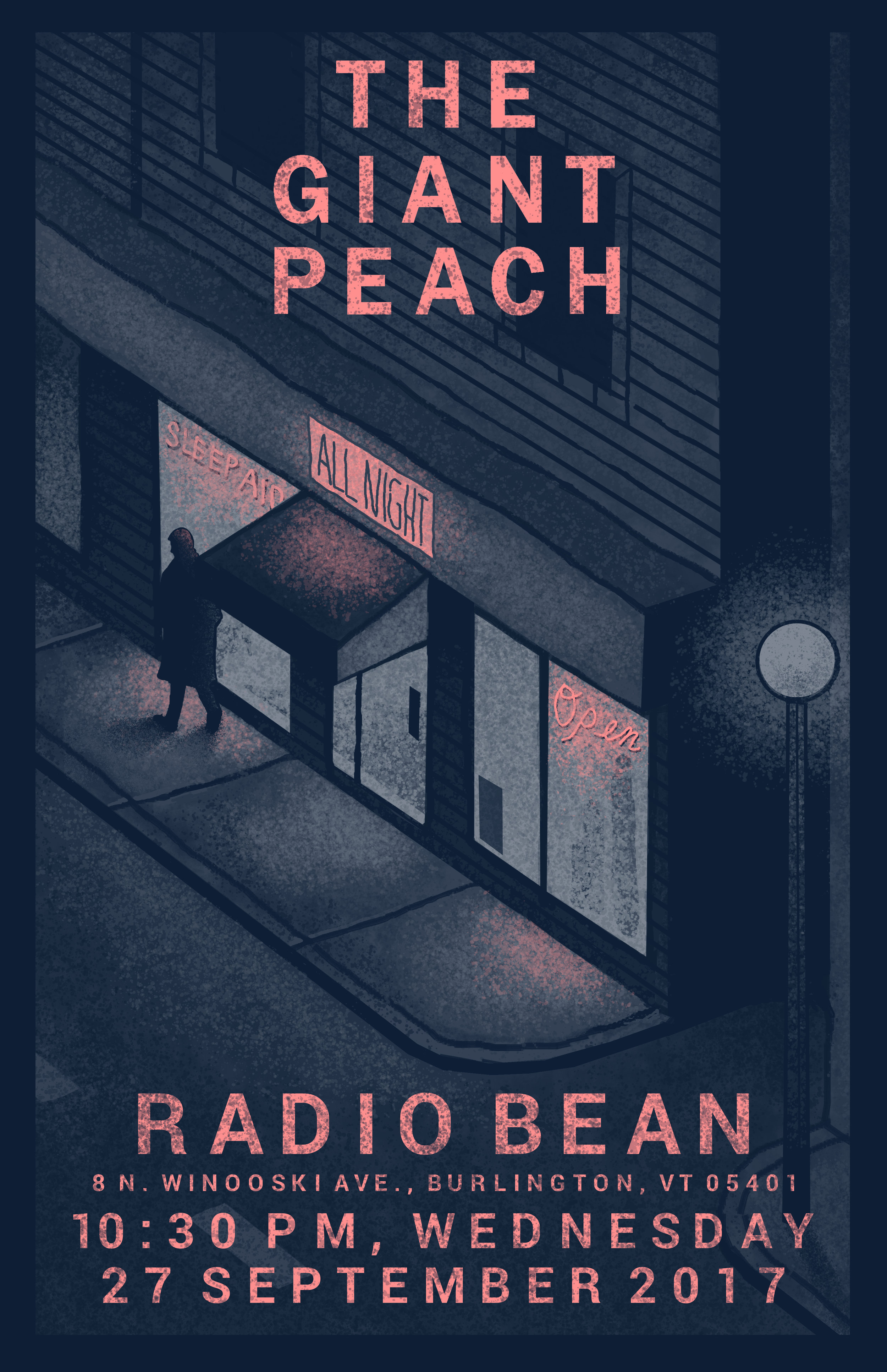 The Giant Peach @ Radio Bean..jpeg