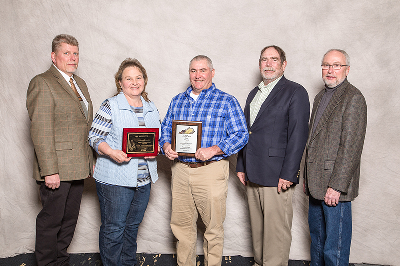 2nd Place - Irrigated. Meredith Farms, Henderson Co. Pioneer P1870AM 314.73 Bu/A