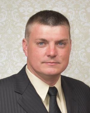 Josh Lancaster - KyCorn Board Member, manager of L. Hust Farms and owner-operator of Lancaster Poultry