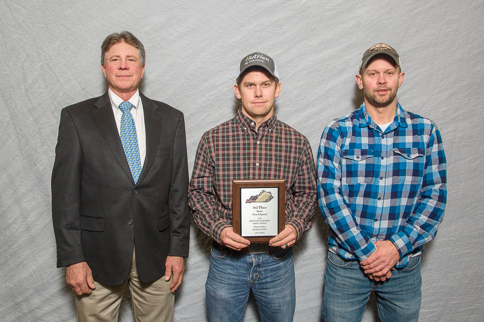 Straney Farms - 3rd Place Conv/NT
