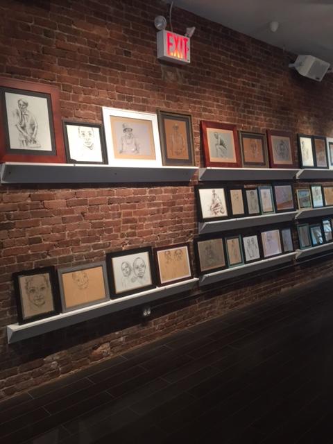 287 Gallery Website