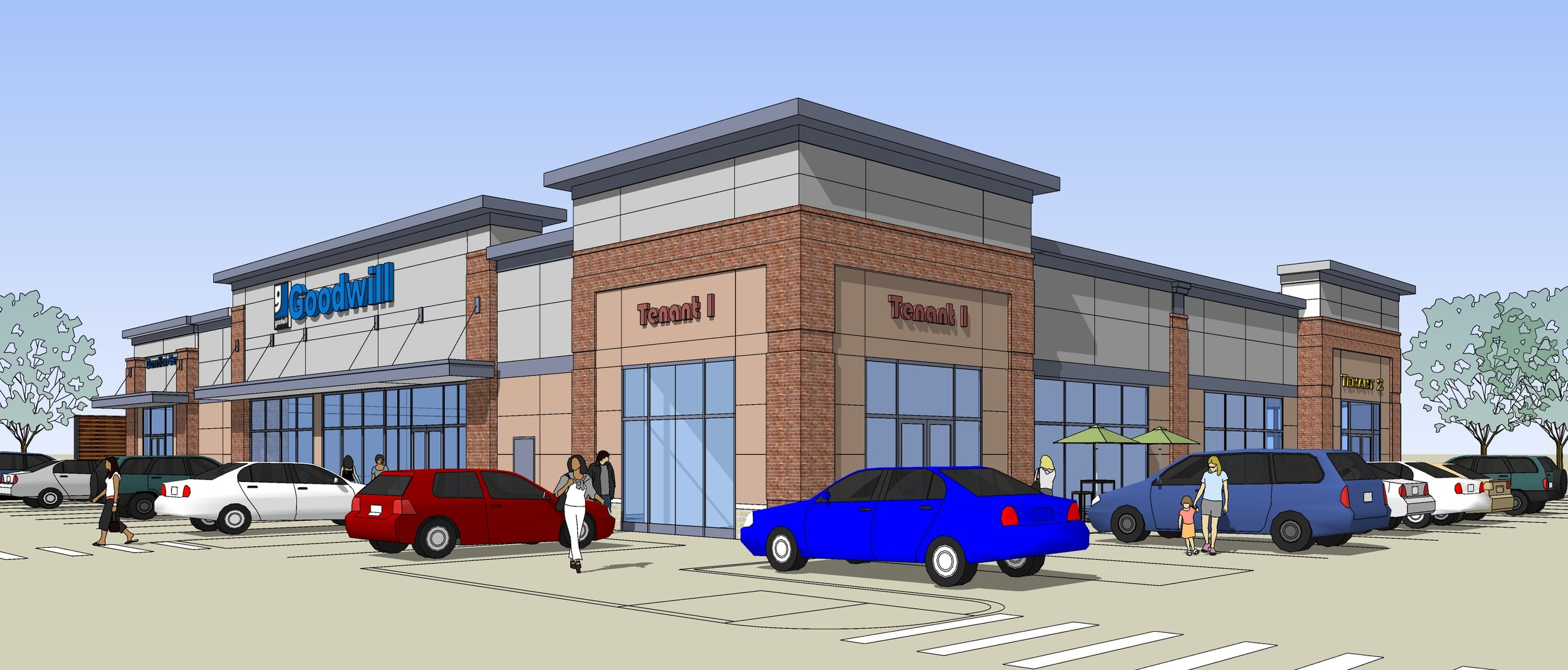 New Goodwill Industries Building - Supporting Community Needs
