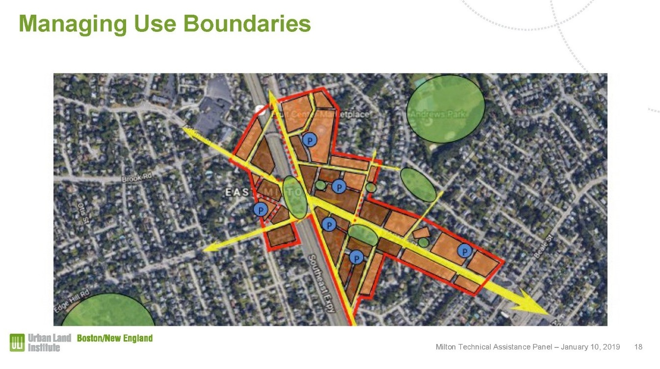 Rethinking East Milton Square's Business District