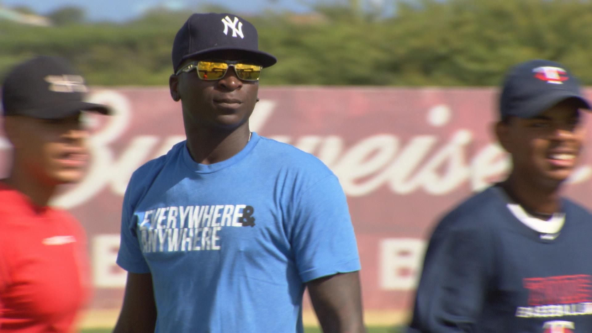 Yankees shortstop Didi Gregorious