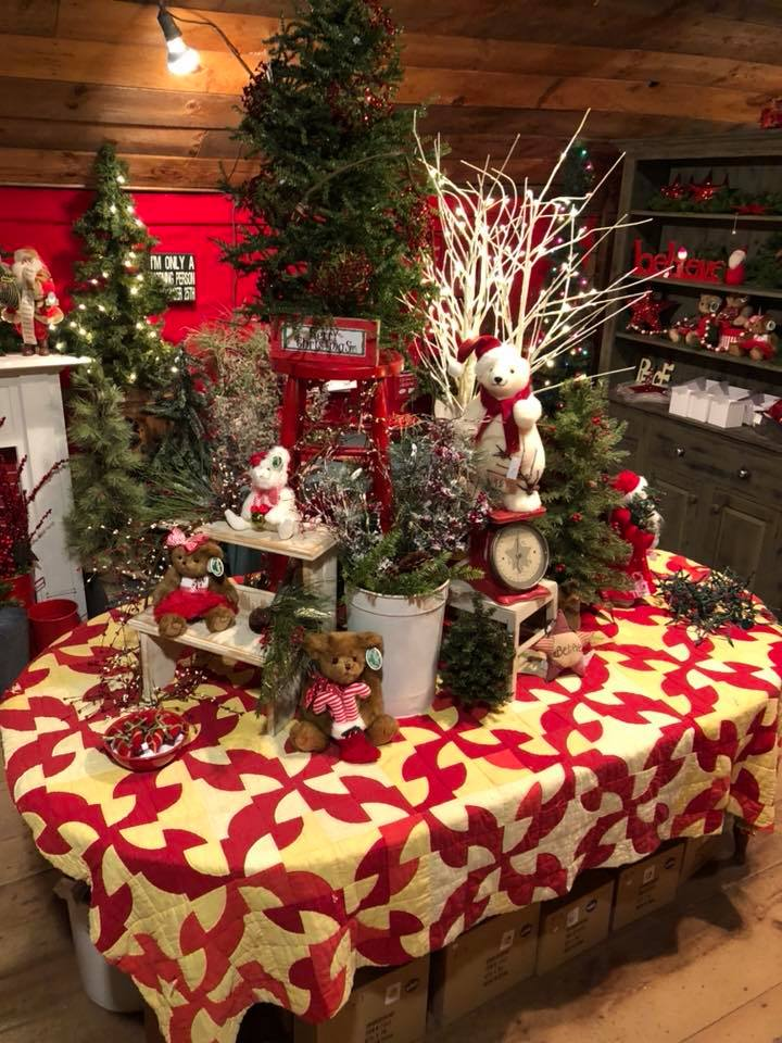 Facebook.com/The-Christmas-Barn