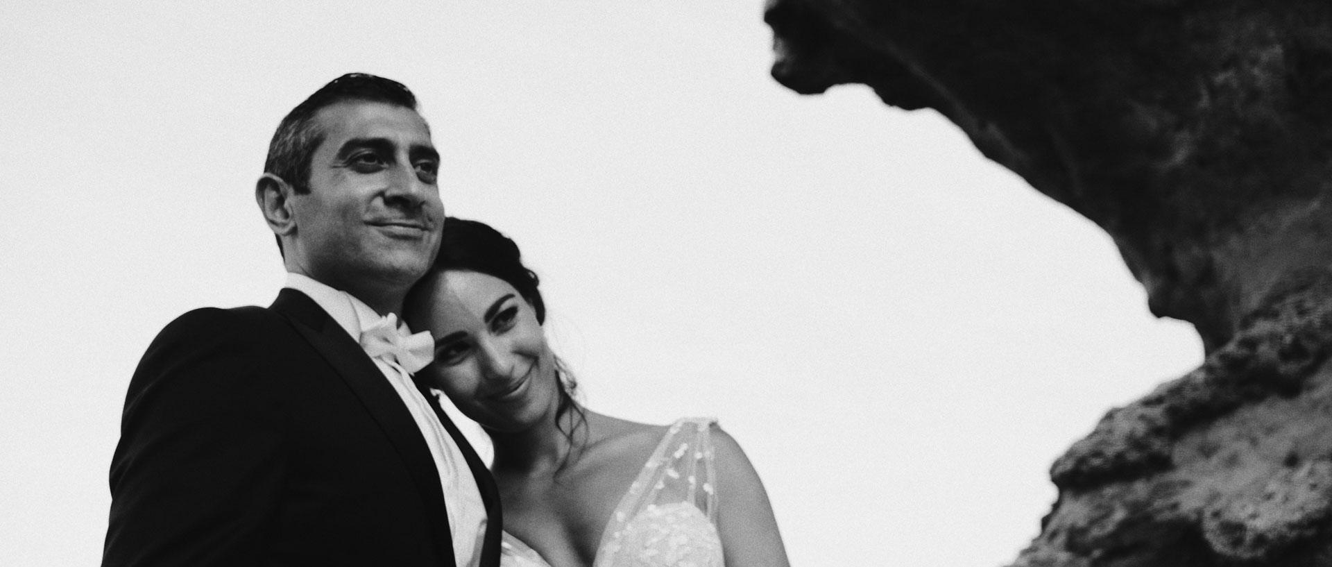 Prestigious french-american lebanese wedding - Casino de BiarritzJad & Natasha