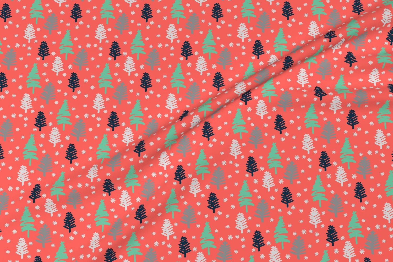 Christmas Tree Spoonflower