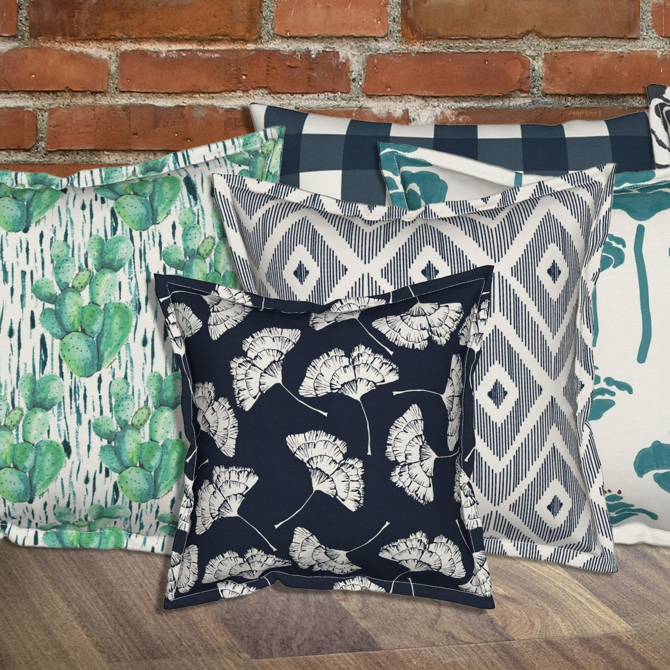 Throw Pillows   Starting at $35   (more options available)