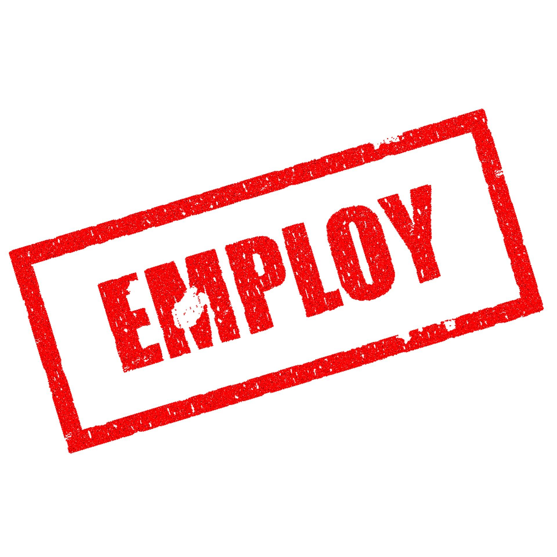 El documento de autorización de empleo (EAD, por sus siglas en inglés) es una forma de demostrar que uno puede trabajar en los Estados Unidos por un período de tiempo específico. ( TheDigitalArtist.    Pixabay   .)