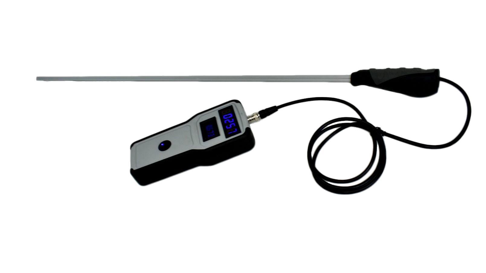 The SSU Meter is a proprietary design made specifically to be used with our systems. It is used to measure the amount of light radiance that is reaching the canopy of your grow space. This allows the user to adjust the lights and plants for maximum results.