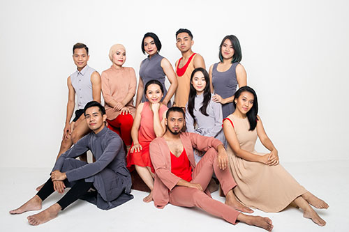 Credit: ASK Dance Company, Malaysia