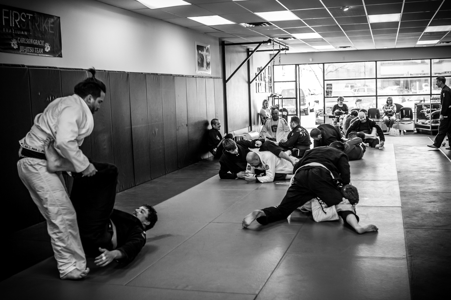 Alliance Jiu-Jitsu and Kickboxing Kelowna