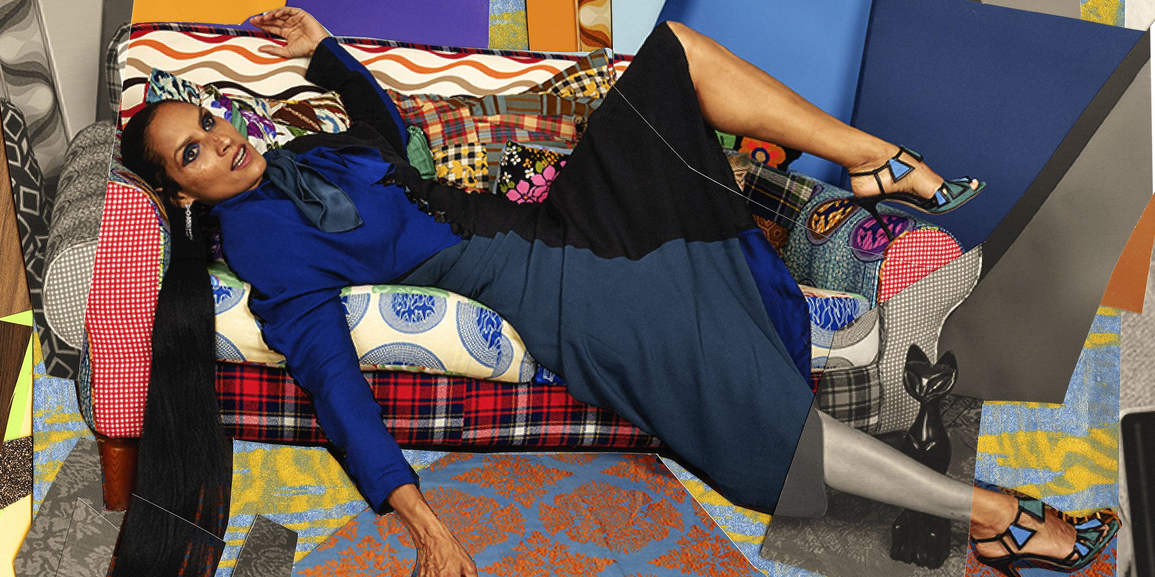 PHOTOGRAPHED BY MICKALENE THOMAS