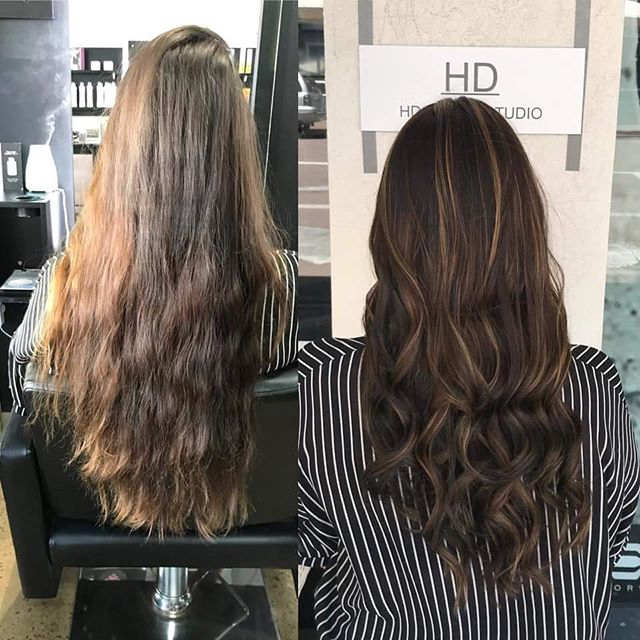 💖Before and after done by our new senior stylist Sarah 💖Appointments available with Sarah. Call the salon on 89414014