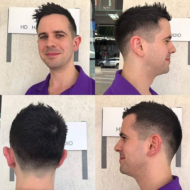 👨 MEN'S hair cuts $30  Style cut by senior stylist Indi