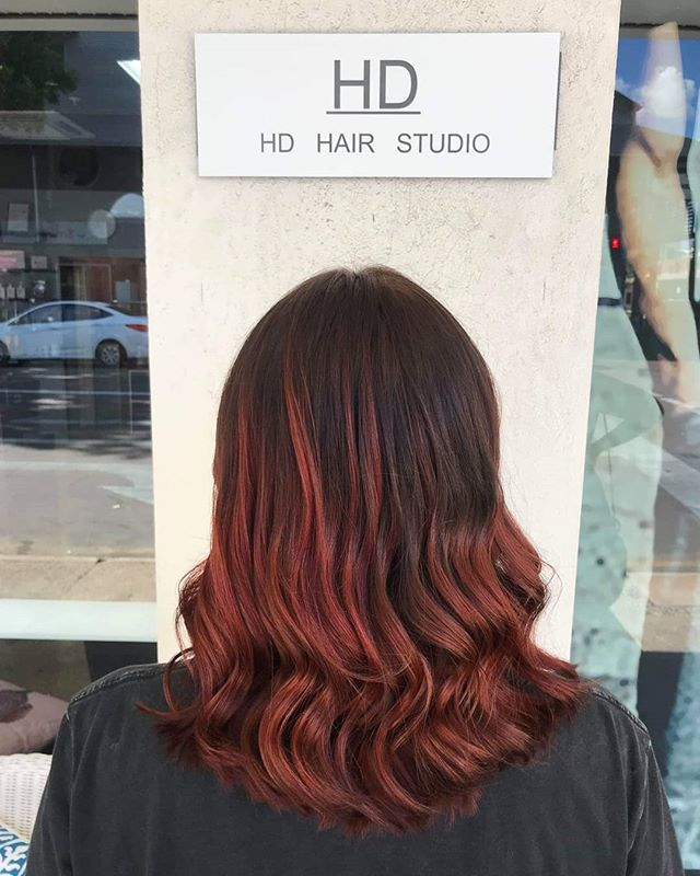❤️ Appointments available all Easter weekend. 💖Colour by senior stylist Sarah