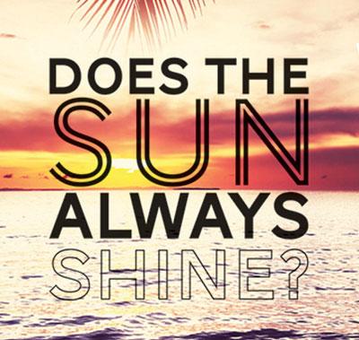 ASPOG 43rd Annual Scientific Meeting 2017 - Does the sun always shine?