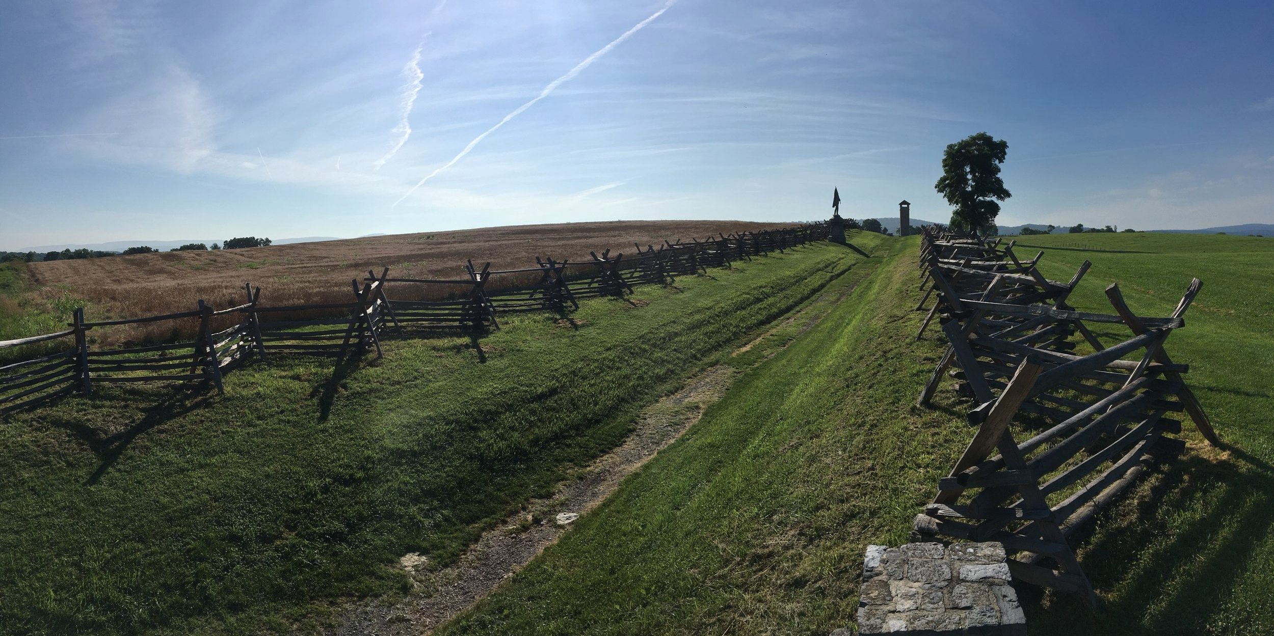 Bloody Lane, Antietam National Battlefield Park
