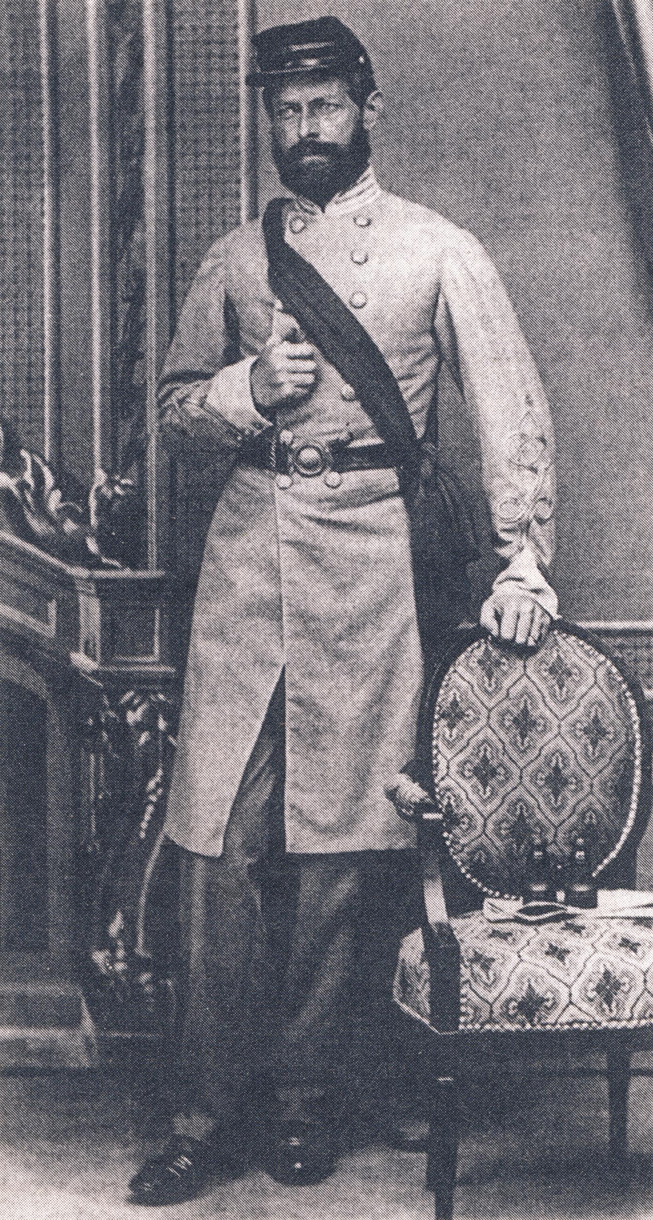 Captain Henry Wirz (1823-65)