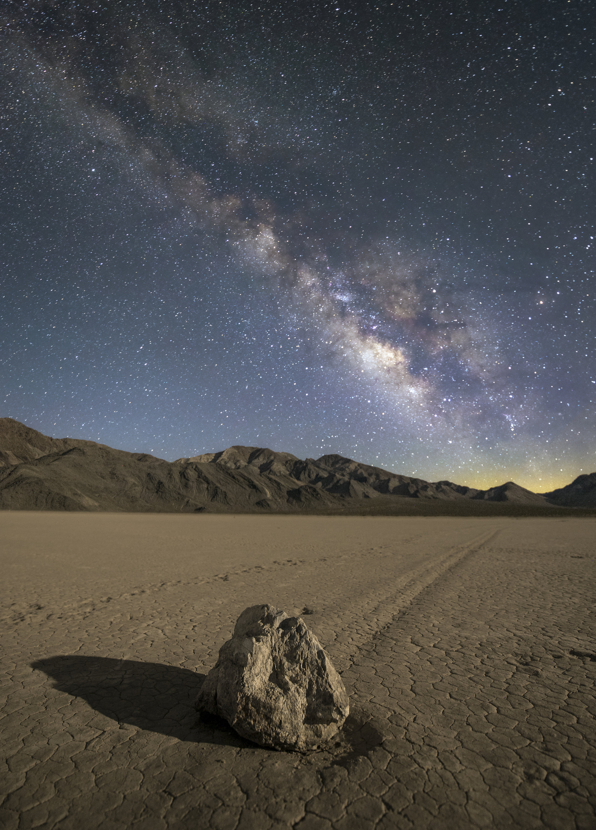 Death Valley Galaxy II