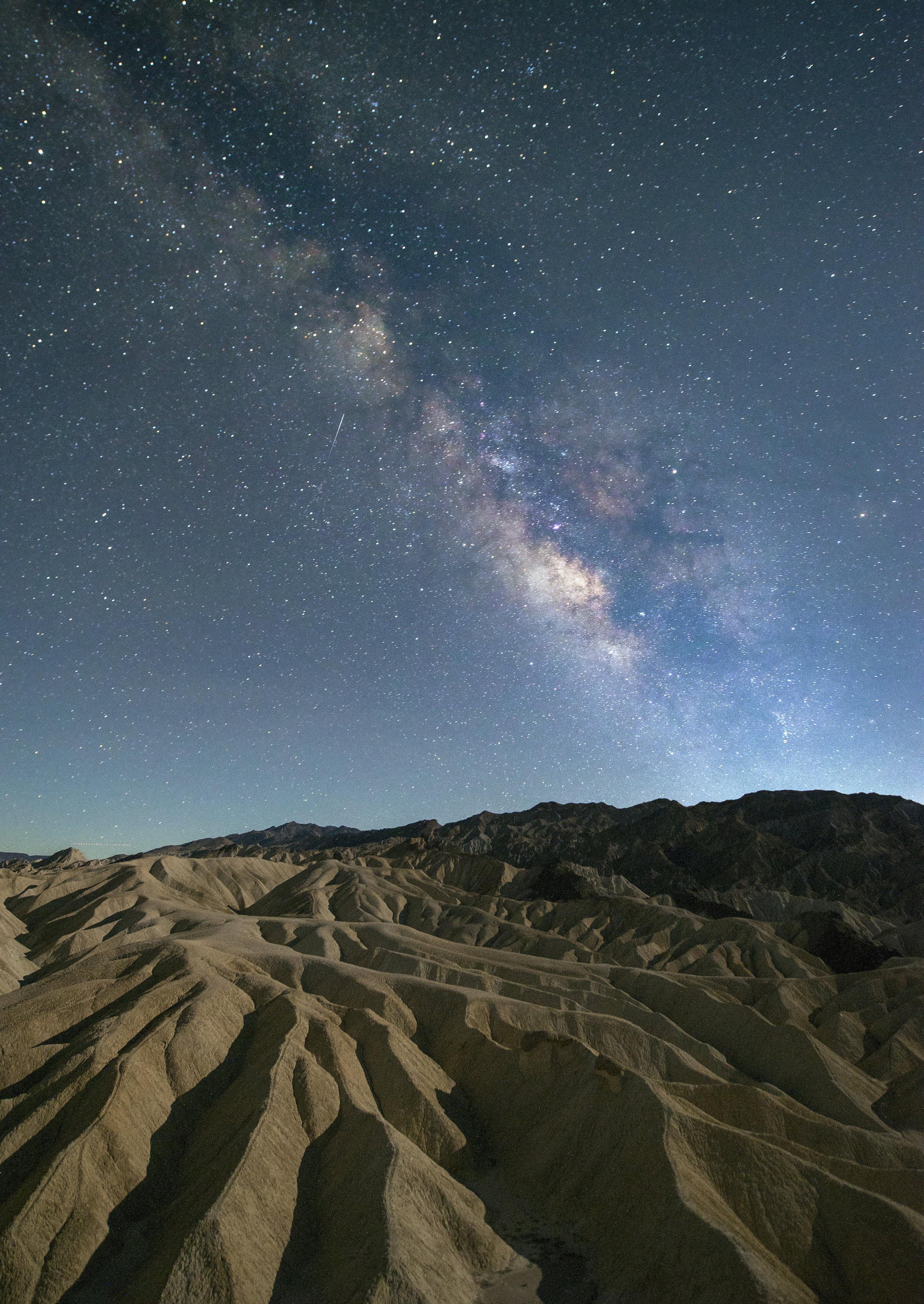 Death Valley Galaxy III