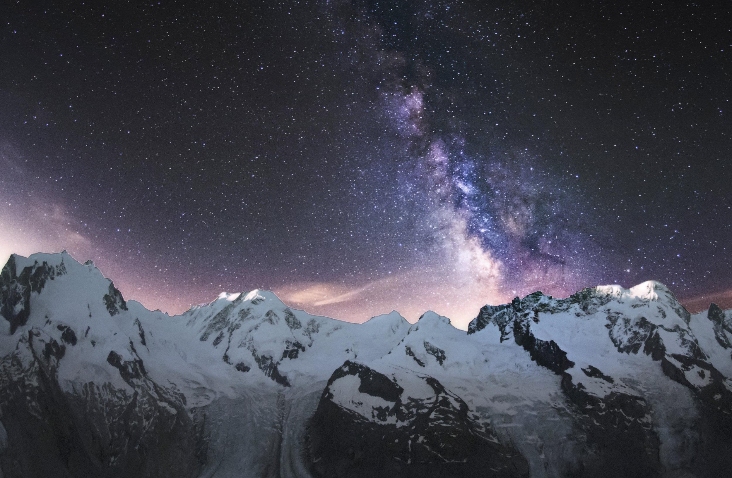 Swiss Alps Galaxy I