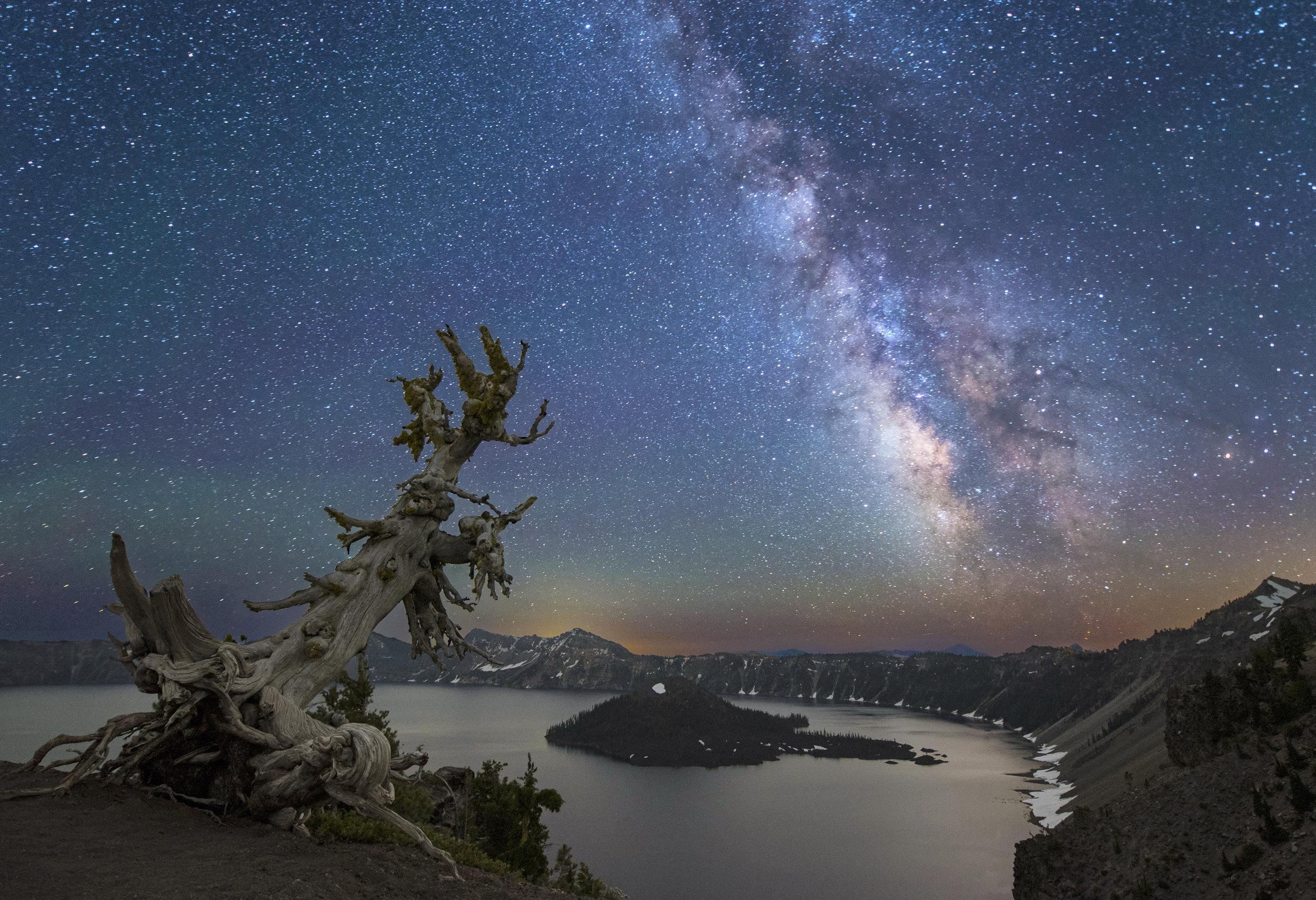 Crater Lake Galaxy IV