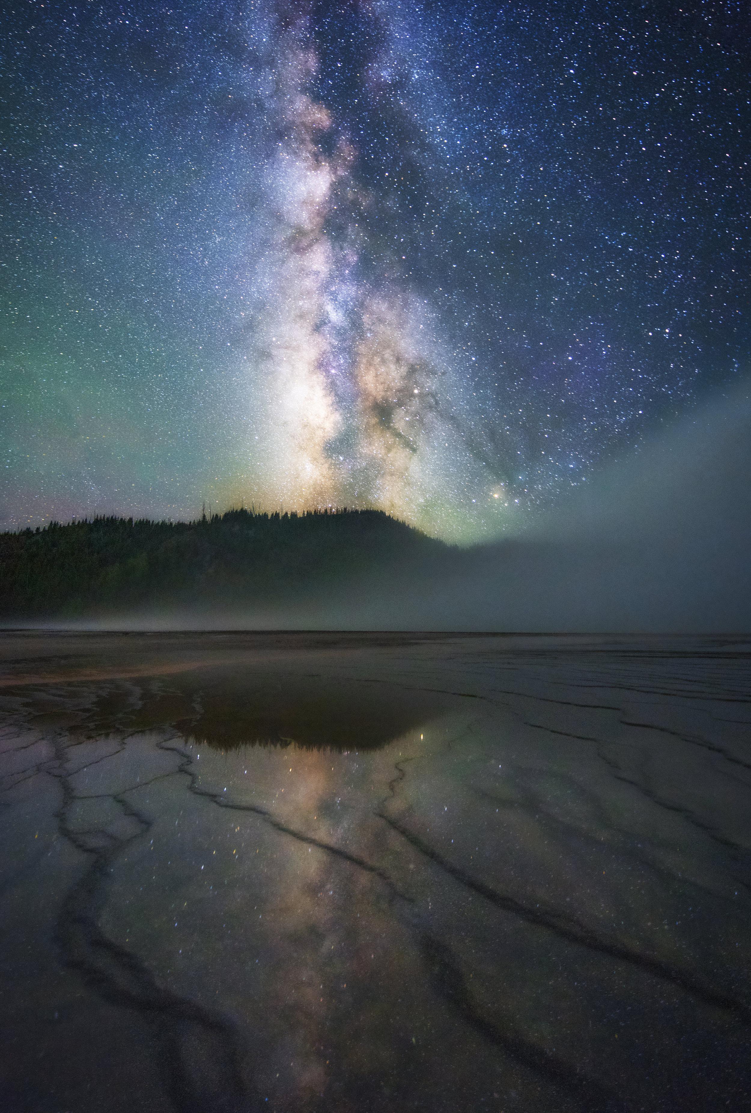 Yellowstone Galaxy III