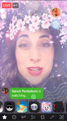 How to Facebook Live