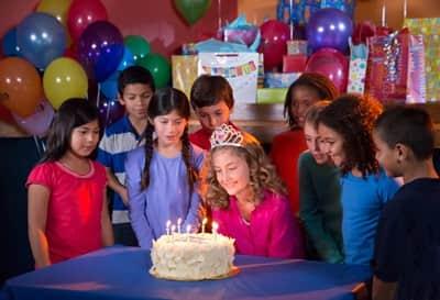Birthday parties / Quinceanera -